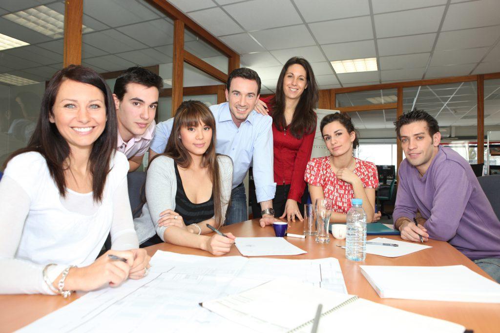Teamfoto Pridema